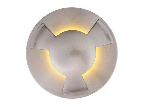 Grondspot 3 stralen LED