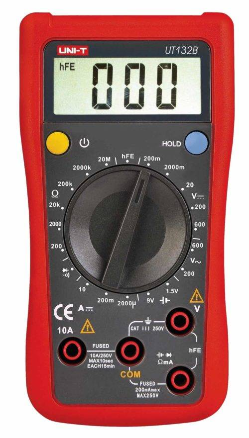 Digitale multimeter - compact