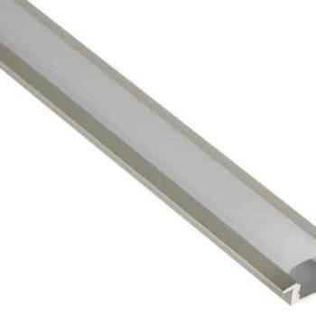 Aluminium Profiel Standaard inbouw + cover