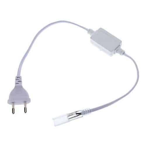 LED strip 230V 50m warm-wit IP68
