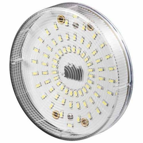 GX53 LED LED GX53 Lamp 230 Volt 4,5 Watt koud-wit 6200k