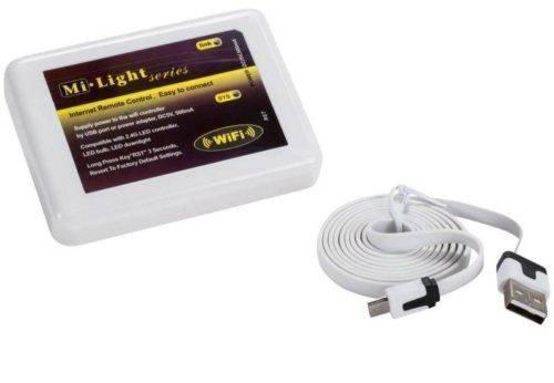 Wifi module ledstrips voor smartphone