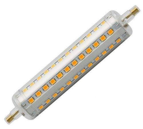 10W R7S 118mm warm-wit