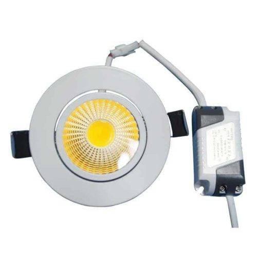 LED inbouwspot - downlight 5W Warm-wit