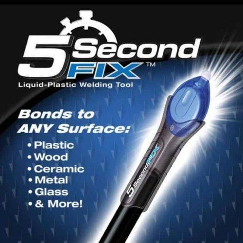 Lijm 5 second fix