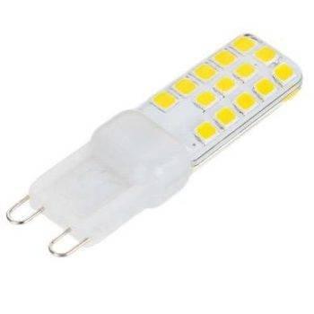 LED G9 5w vervangt 50w dimbaar